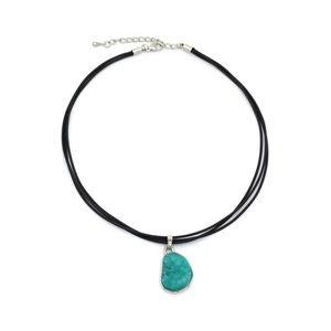 Fashion blue crystal original necklace